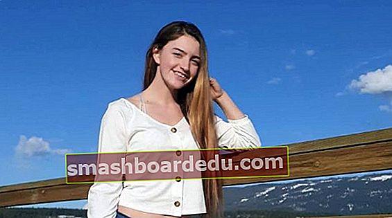 Cassidy Mceown (estrella de la realidad) Wiki, biografía, años, altura, peso, medidas, novio, valor neto, hechos