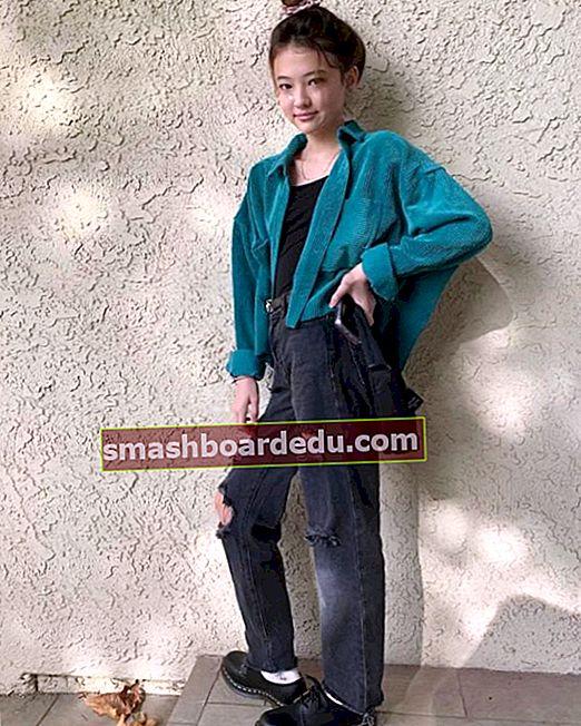 Ella Gross (Model) Wiki, Bio, Vârstă, Înălțime, Greutate, Iubit, Valoare netă, Date