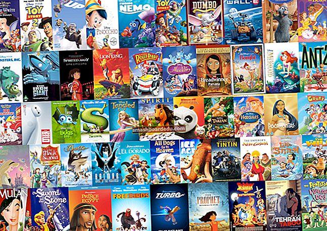 Lista primelor 10 filme animate cu cele mai mari încasări din 2020