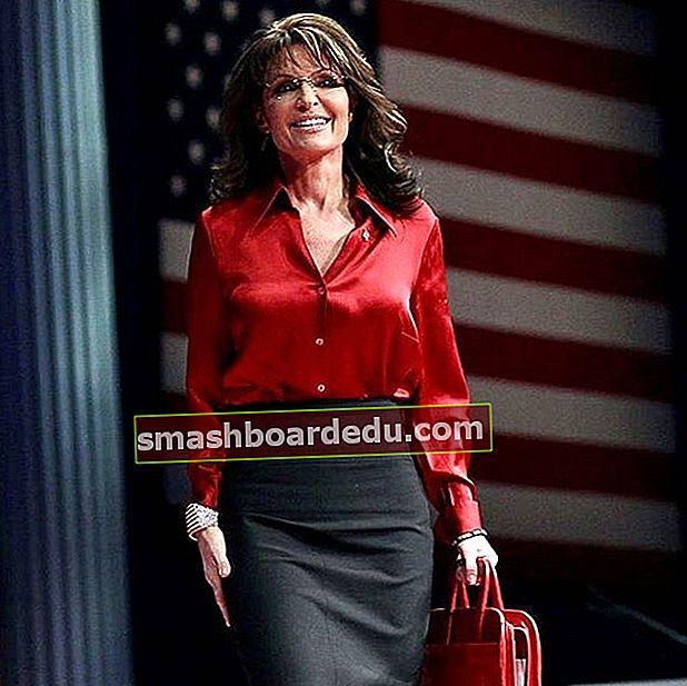 Sarah Palin (politiker) Wiki, Bio, ålder, längd, vikt, nettovärde, man, barn, fakta