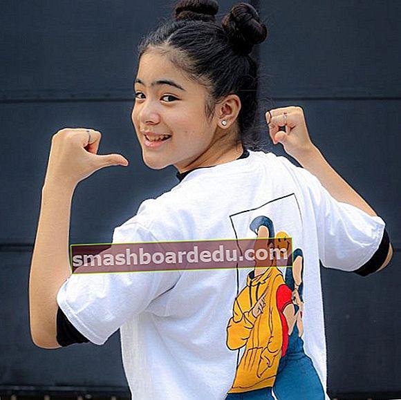 Niana Guerrero (Dansatoare) Wiki, Bio, Vârstă, Înălțime, Greutate, Familie, Valoare netă, Date