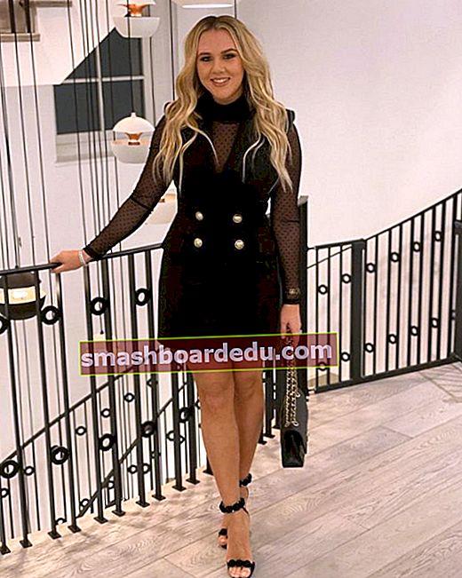 Katie Goodland (Harry Kane Wife) Wiki, biografija, dob, visina, težina, muž, djeca, neto vrijednost, činjenice