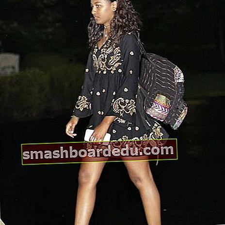 Sasha Obama (Barack Obama kći) Wikipedia, biografija, dob, visina, težina, dečko, neto vrijednost, činjenice