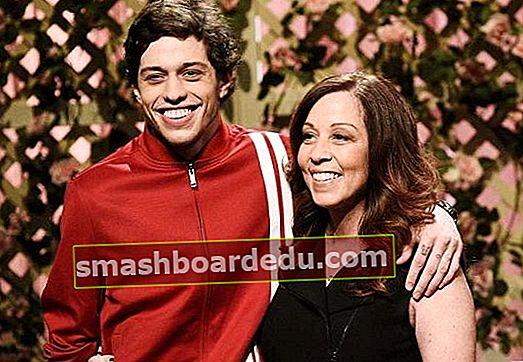 Amy Waters Davidson (majka Pete Davidson) Wikipedia, biografija, dob, visina, težina, muž, činjenice