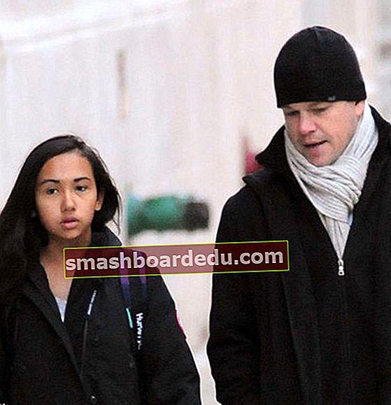 Alexia Barroso (Fiica lui Matt Damon) Wiki, Bio, Vârstă, Înălțime, Greutate, Iubit, Valoare netă, Familie, Fapte